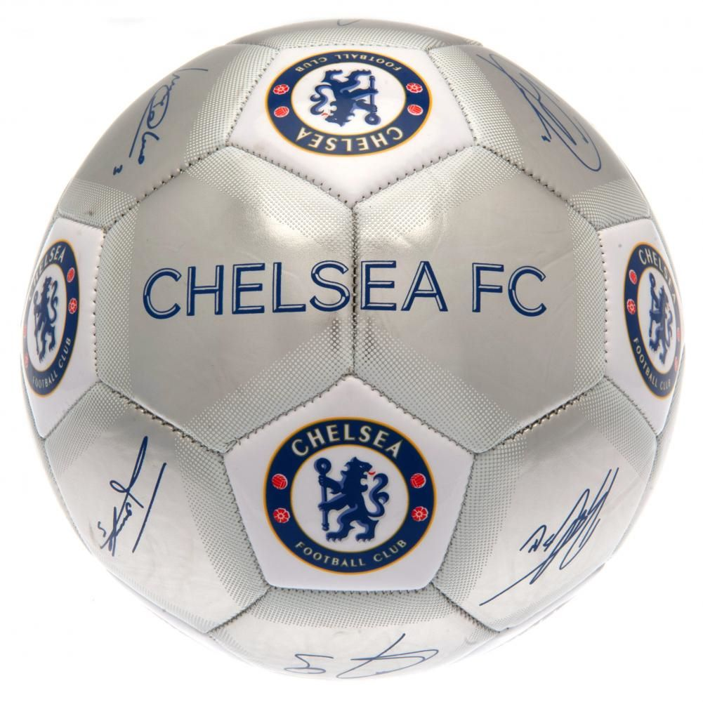 Chelsea Football Signature SV (Size 5)