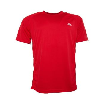 Trespass Debase Quick Dry Active Top (Bright Red)