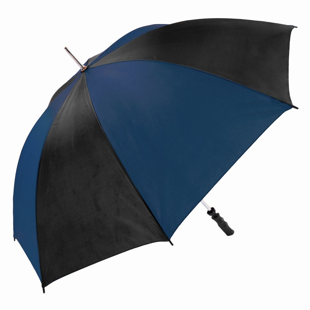 Susino Defender Navy and Black Golf Umbrella (Single Canopy)