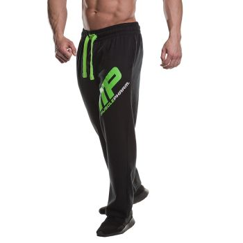 MusclePharm Joggers (Black/Lime)