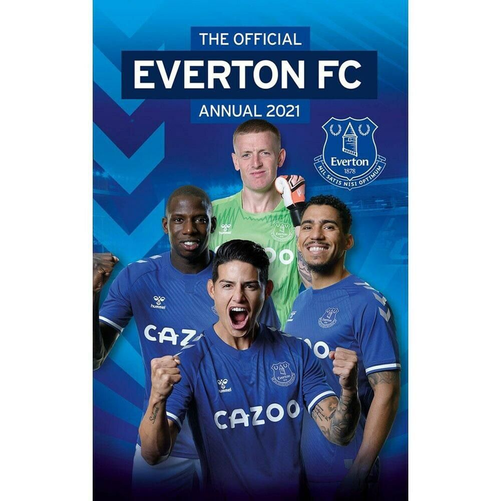 Everton  Annual 2021