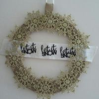 Christmas Wreath - Let it Snow