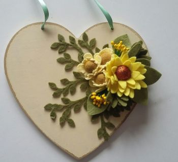 Hanging Heart no1
