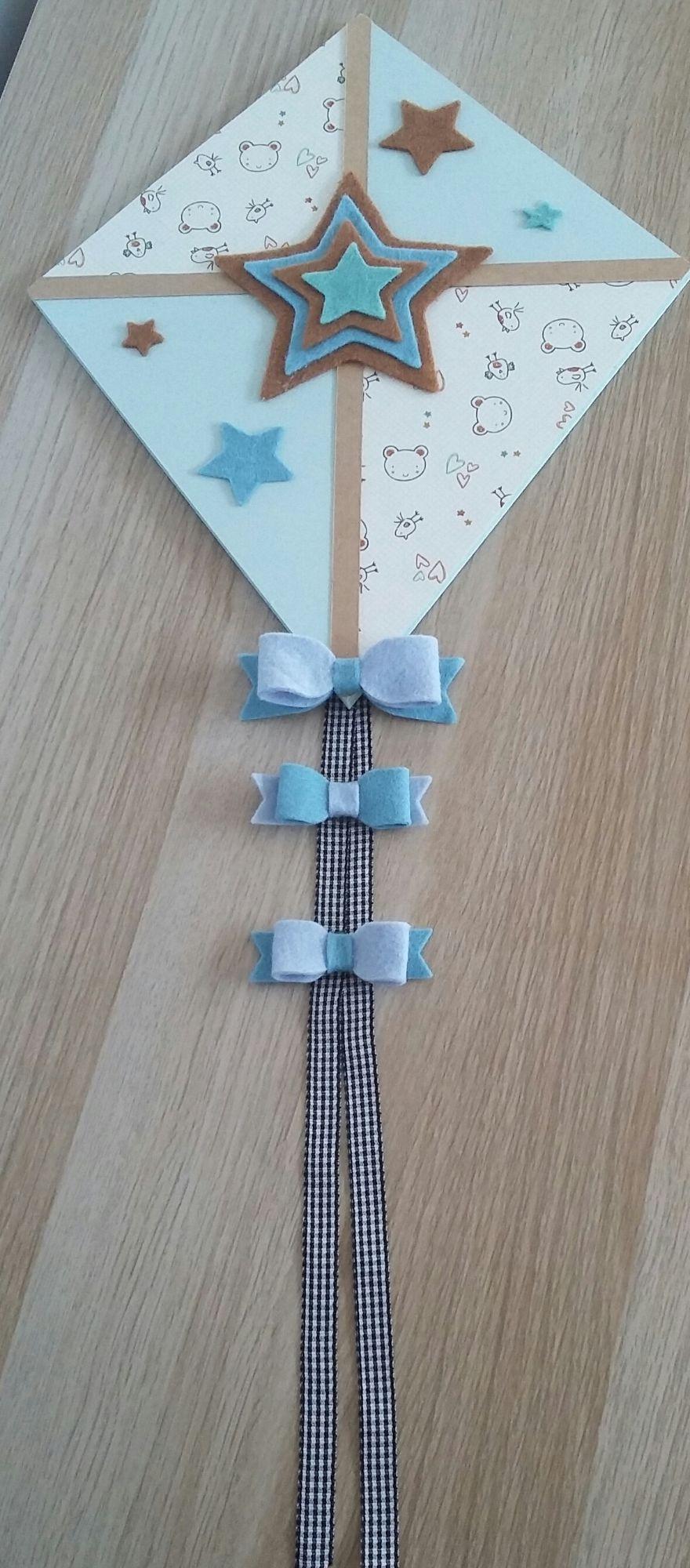 Kite Nursey Decoration