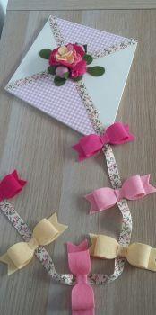 Kite Nursery Decoration - Girls