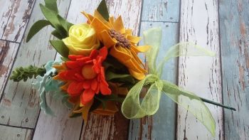 Mixed Sunflower Bouquet