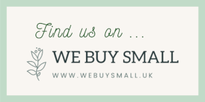 We Buy Small