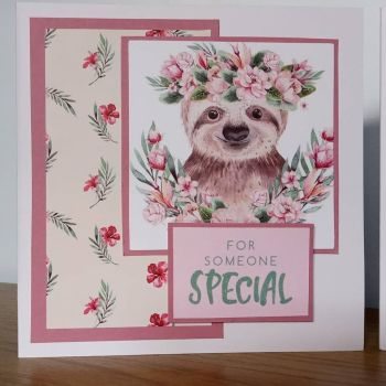 For Someone Special - Sloth