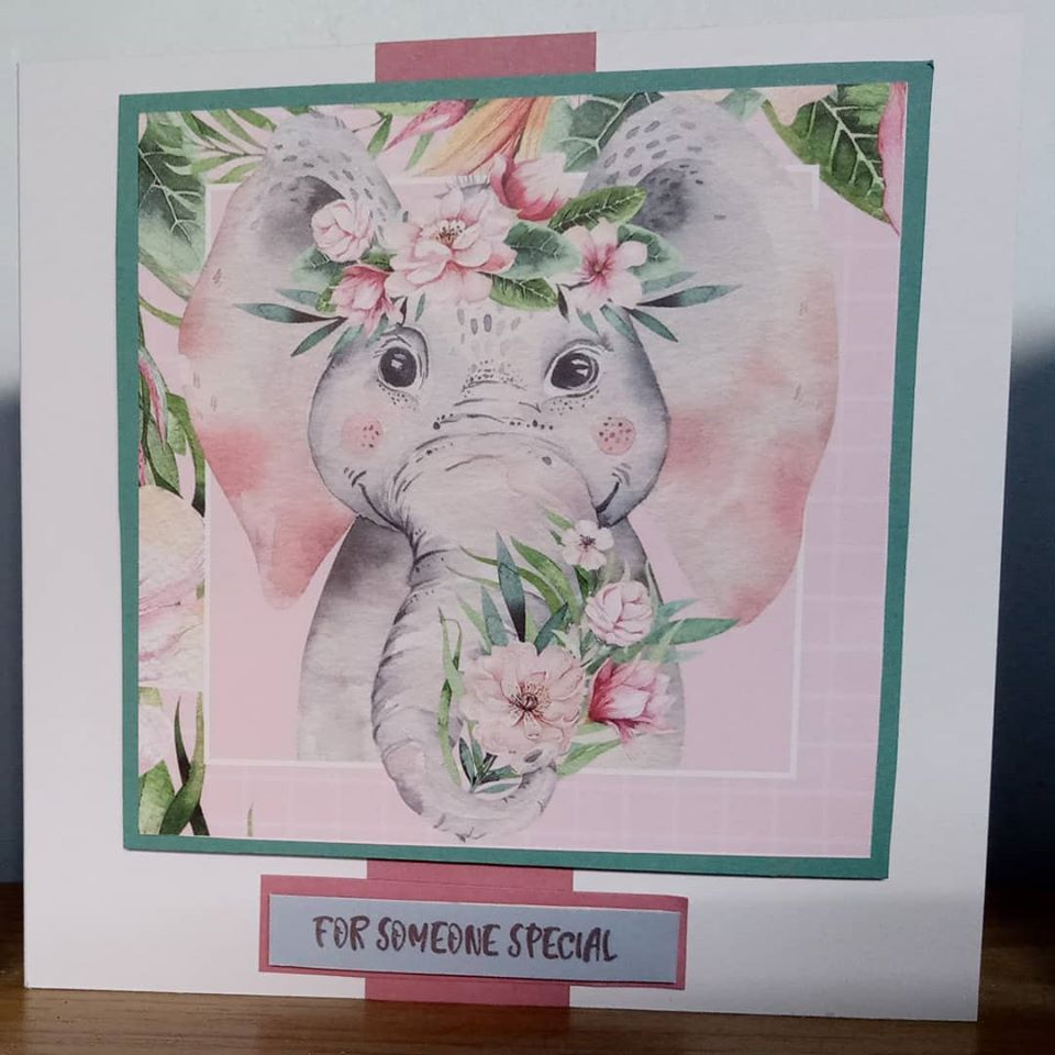For Someone Special - Elephant