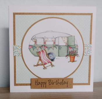 Happy Birthday - Caravan