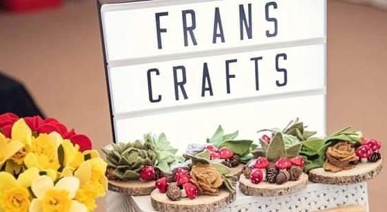 Handmade Felt Flowers & Gifts