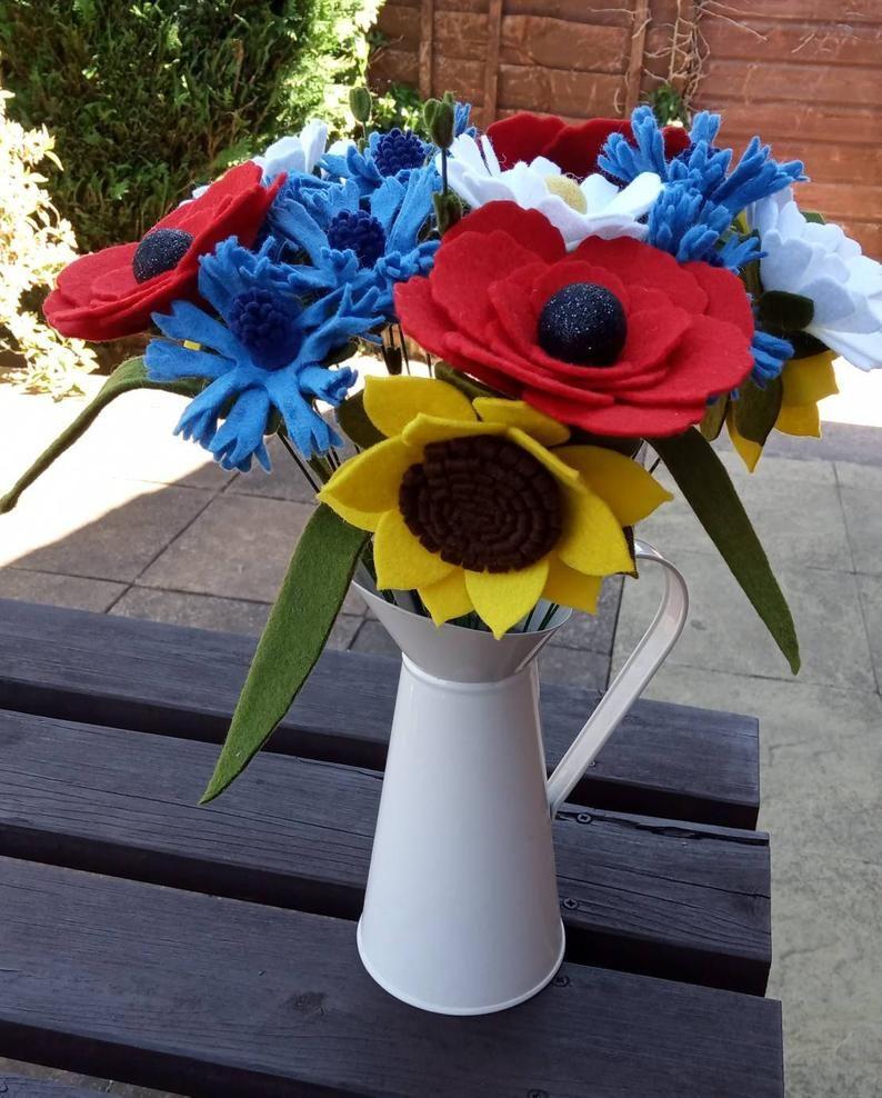 Wildflower Bouqet