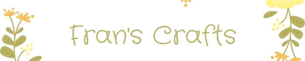 Fran's Crafts, site logo.