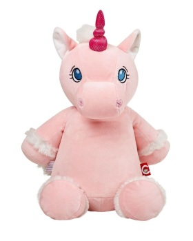 Starflower - Personalised Embroidered Unicorn - Pink