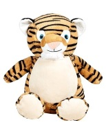 Bumble Shumble - Personalised Embroidered Tiger