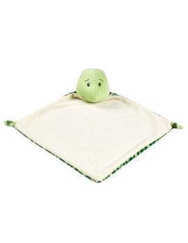 Personalised Turtle Baby Blankie