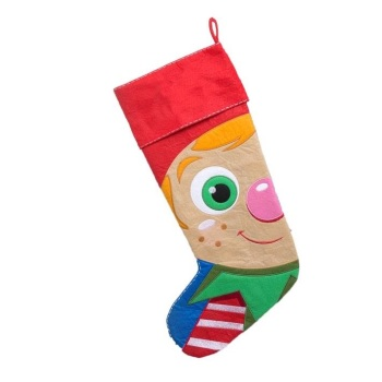 Personalised Christmas Stocking - Elf