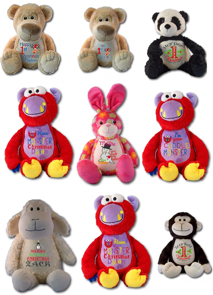 Personalised Teddies - Teddee & Co