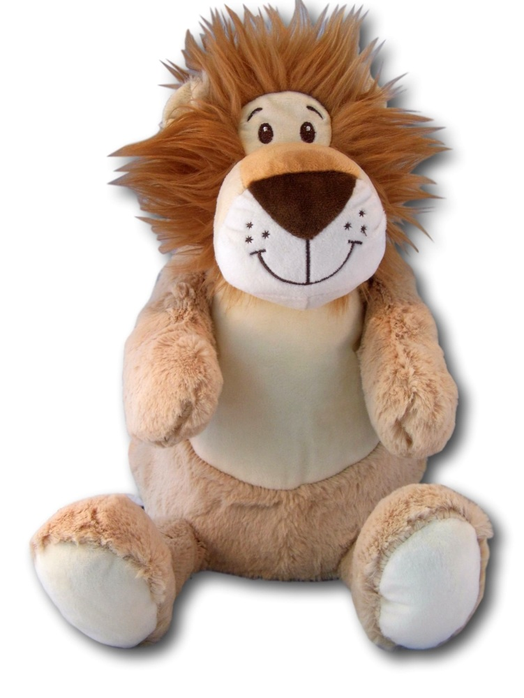 Leo - Personalised Embroidered Lion