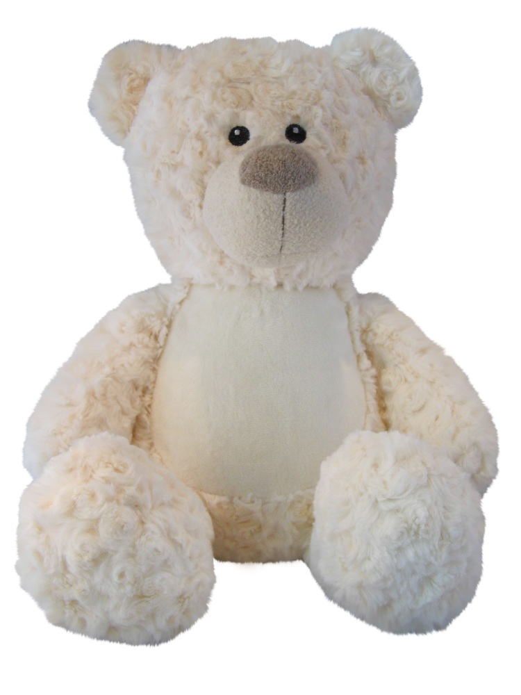 Daisy - Personalised Embroidered Teddy Bear