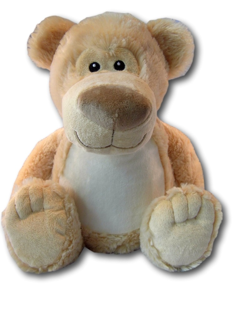 Ferguson - Personalised Embroidered Teddy Bear