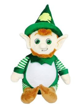 Mick Chievous - Personalised Embroidered Leprechaun