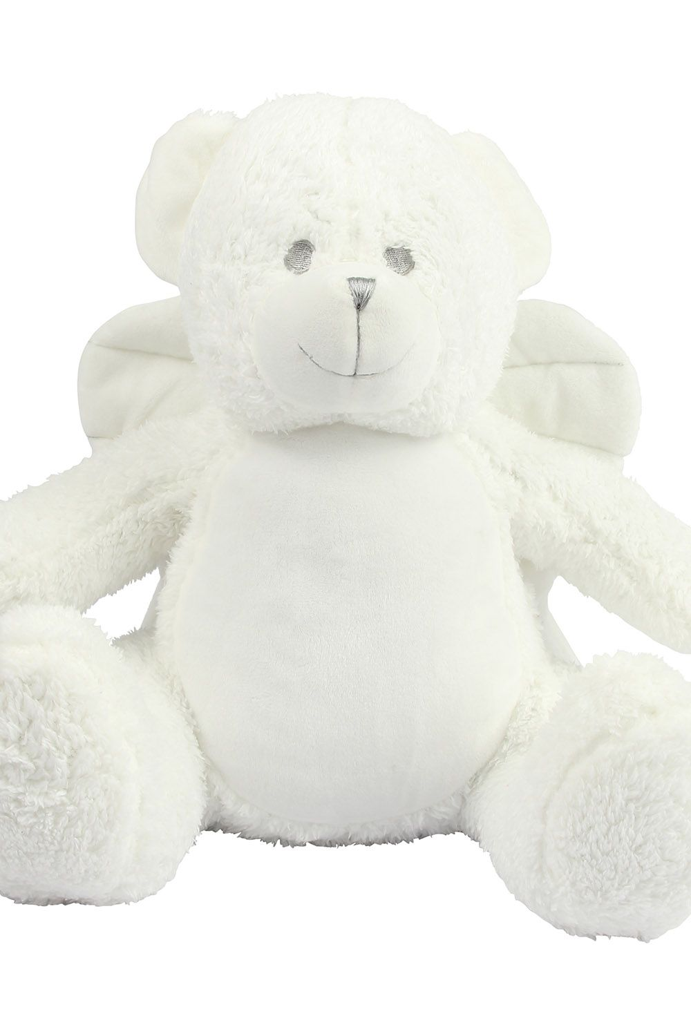Personalised Embroidered Angel Memory Bear