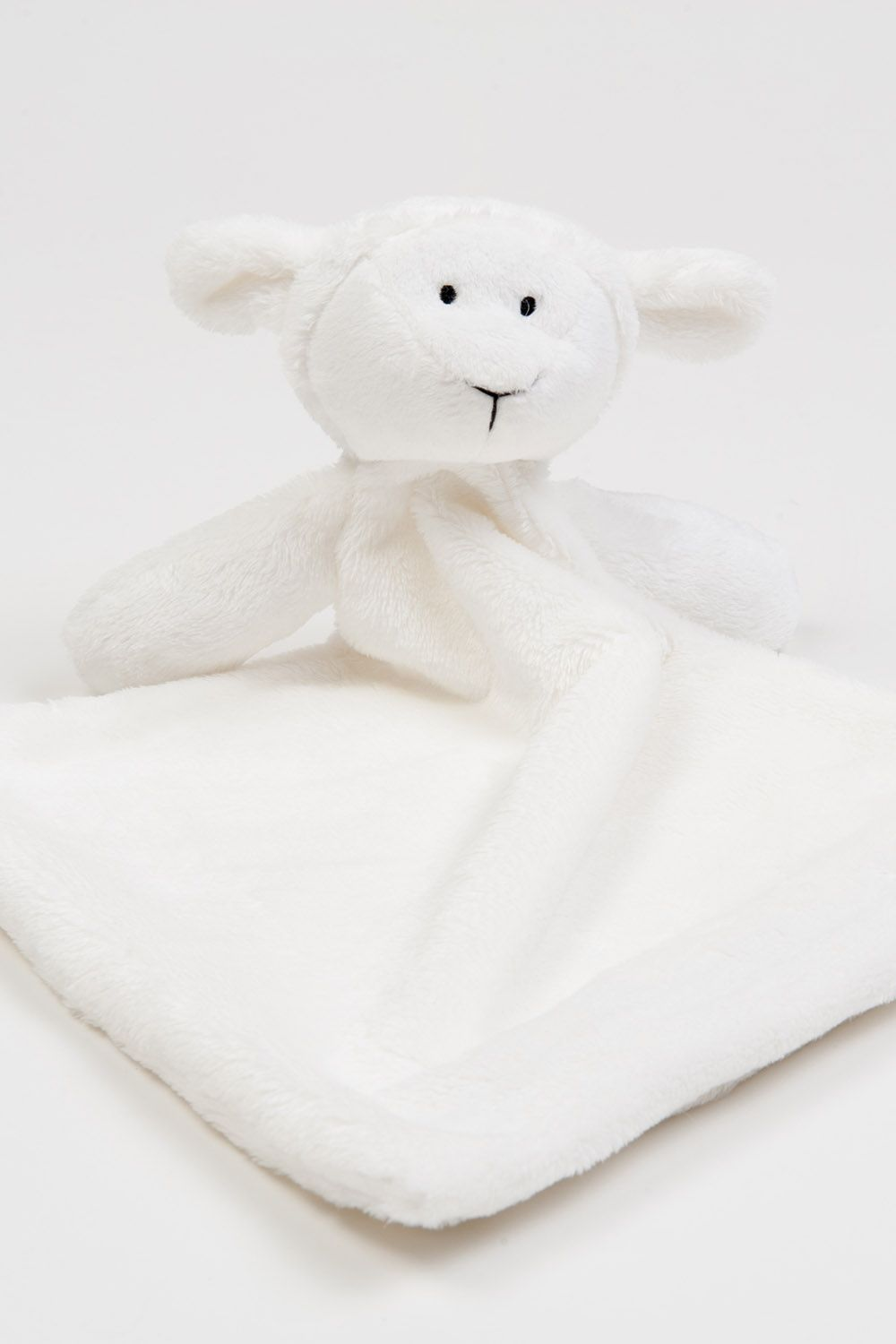 Personalised Embroidered Lamb Blankie