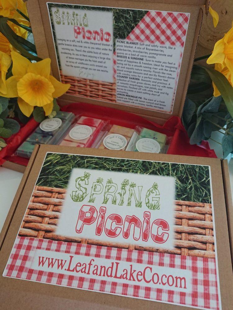 Spring Picnic Box