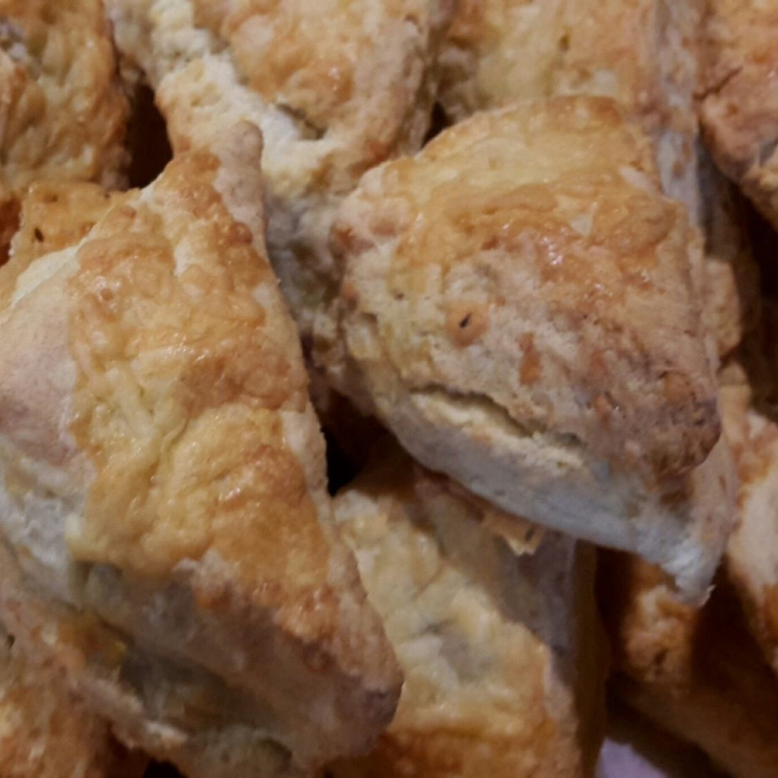 Luxury Cheese Scones