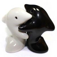 Hugging Dolphins Salt & Pepper Set