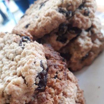 Oat Cookies (2pcs)