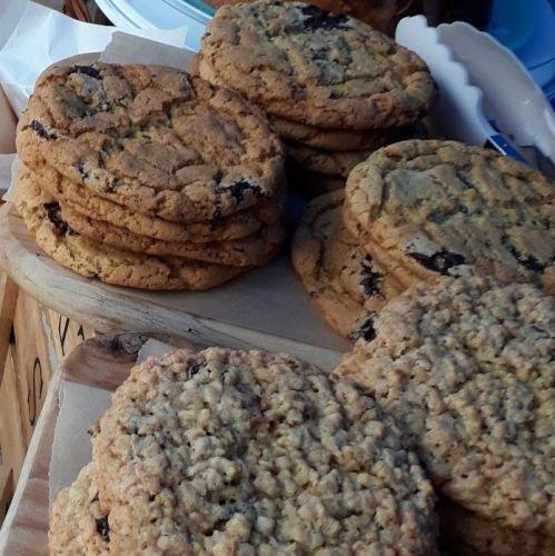 Choc Chip Cookies (2pcs)