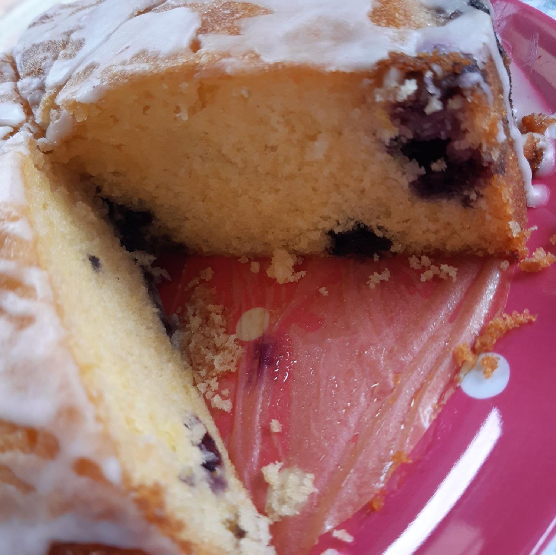 Blueberry & Lemon Drizzle Cake at Bridgnorth Sunday Handmade Market