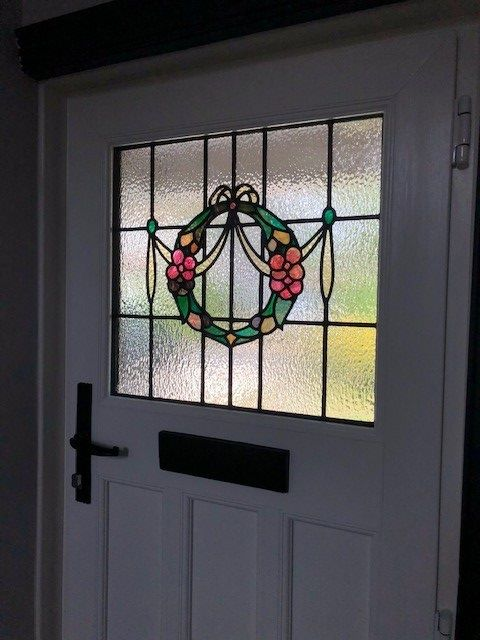 Bespoke Stained Glass Designs