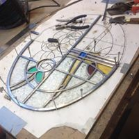 Advanced Stained Glass Evening Course