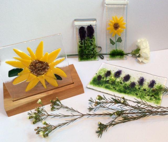 Glass Fusing - Spring Decorative Class