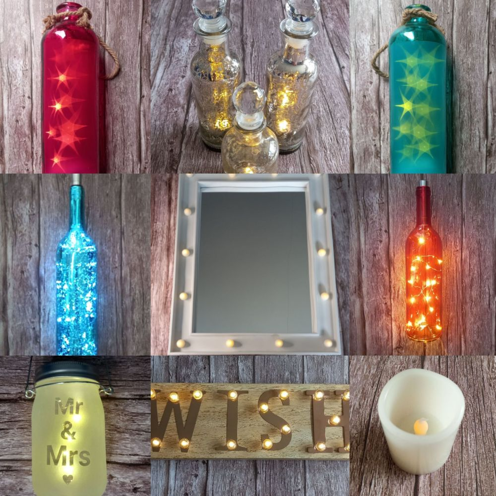 LED light Up Products