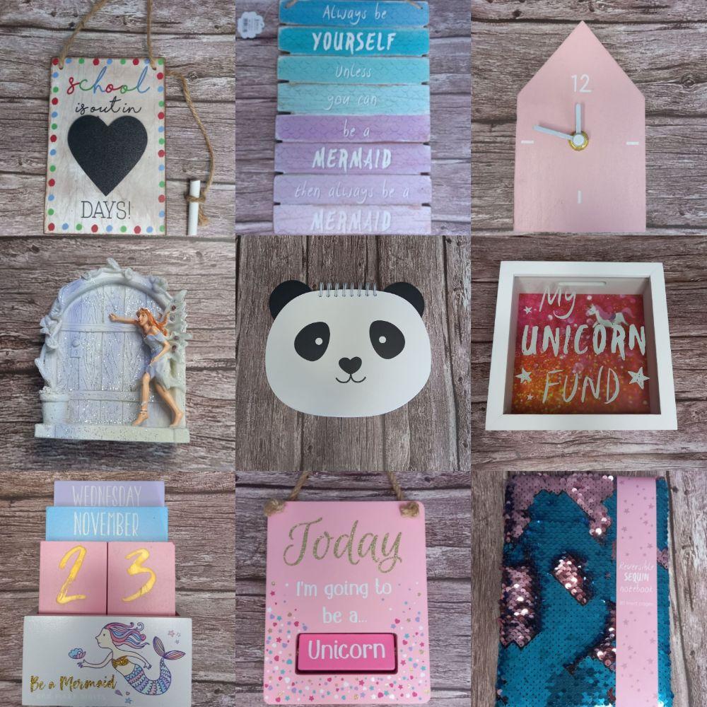 Children's Gifts & Accessories