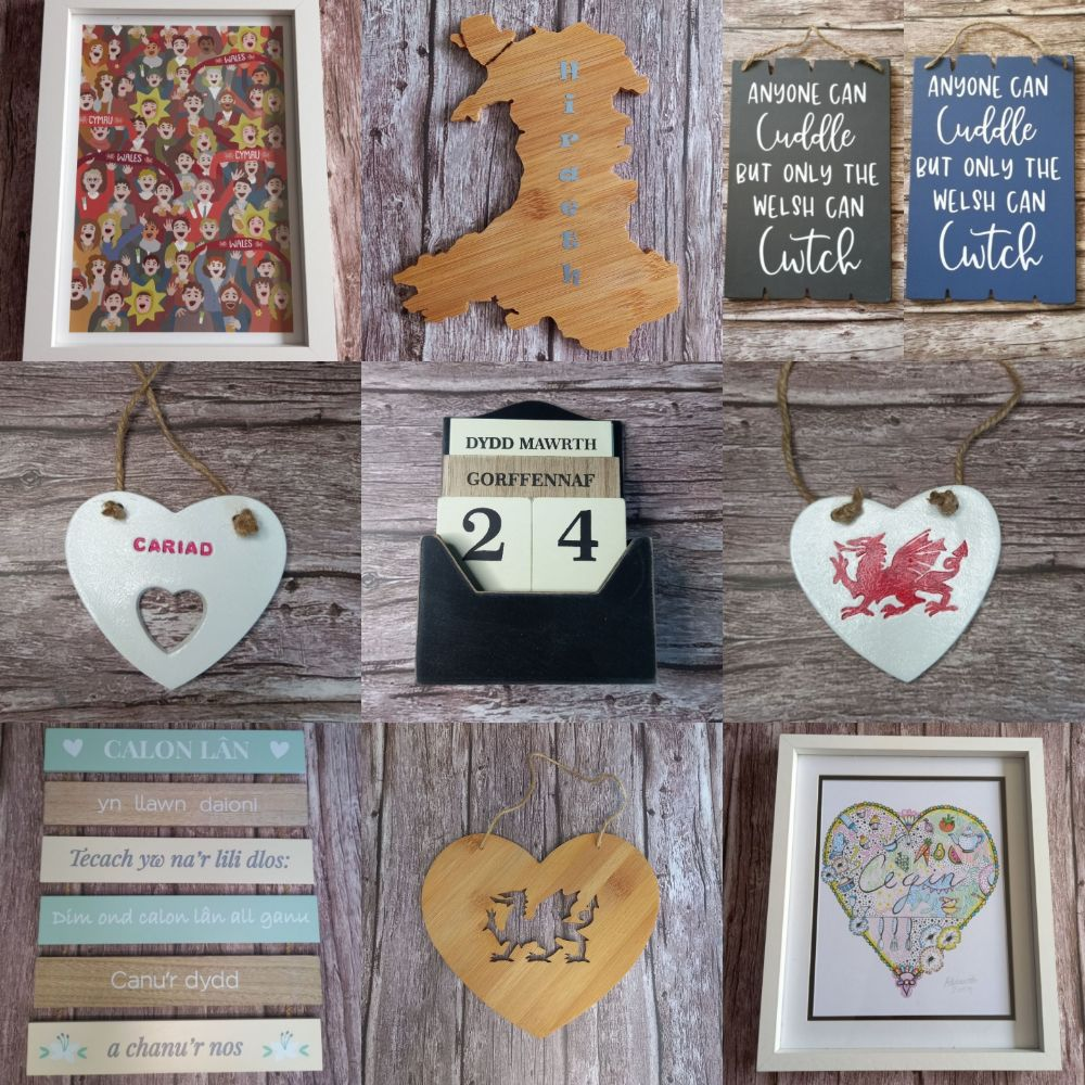 <!-- 002 --> Welsh Decor and Gifts