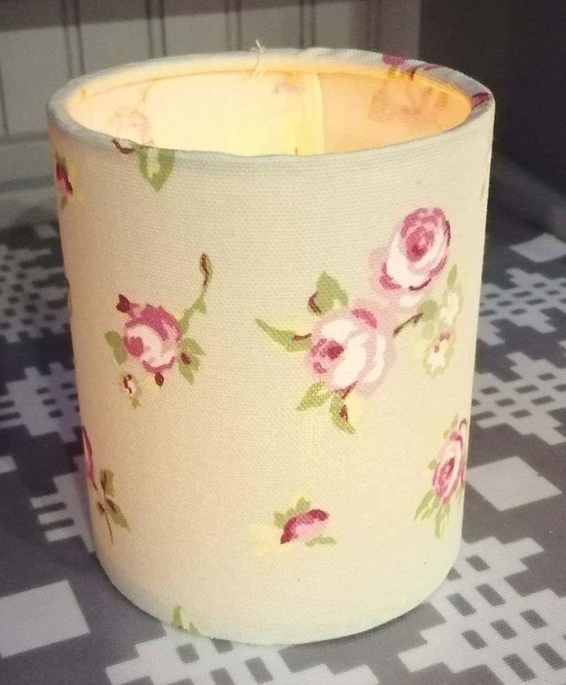Tealight Lantern - Flowers