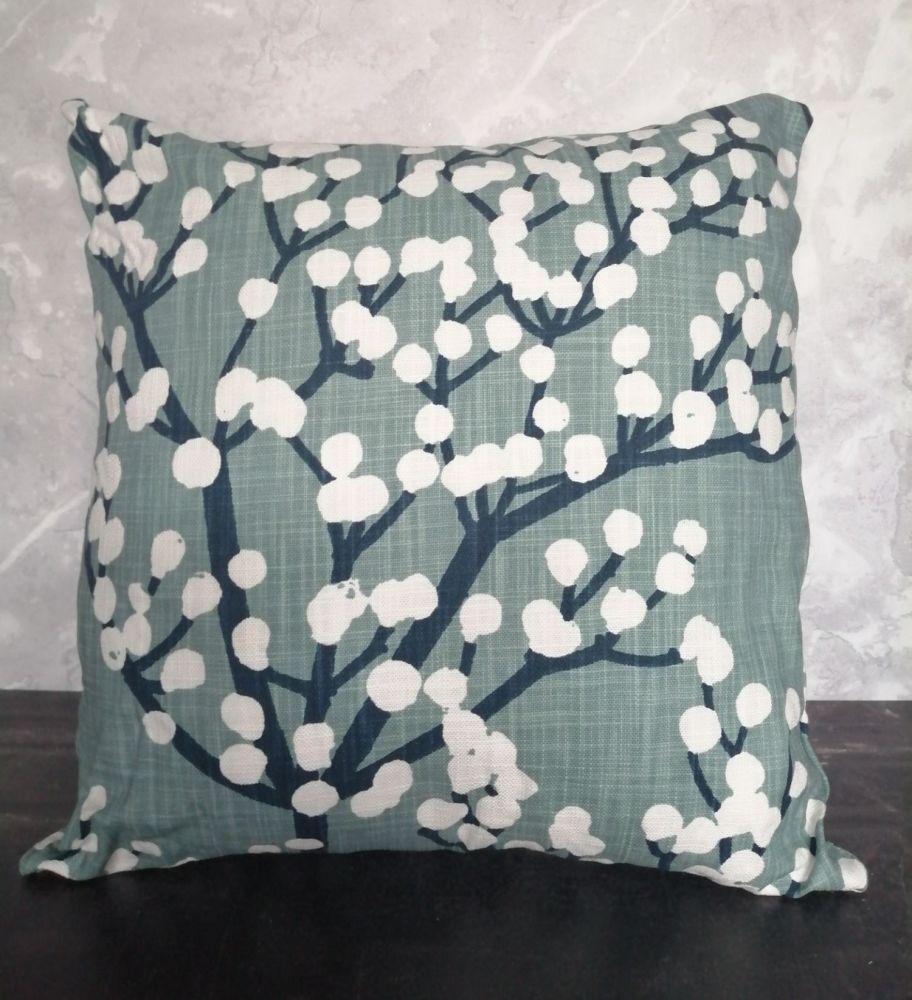 Handmade Cushion - Cherry Blossom