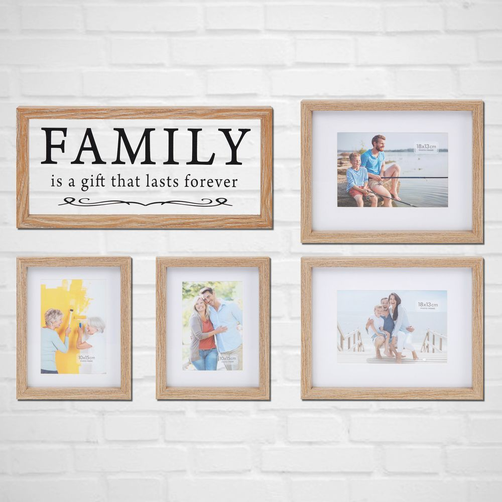 Picture Frames - Family