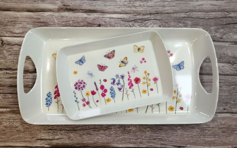 Butterfly Garden - Set of Trays