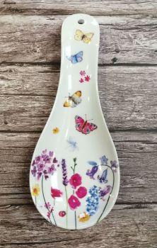 Butterfly Garden - Spoon Rest