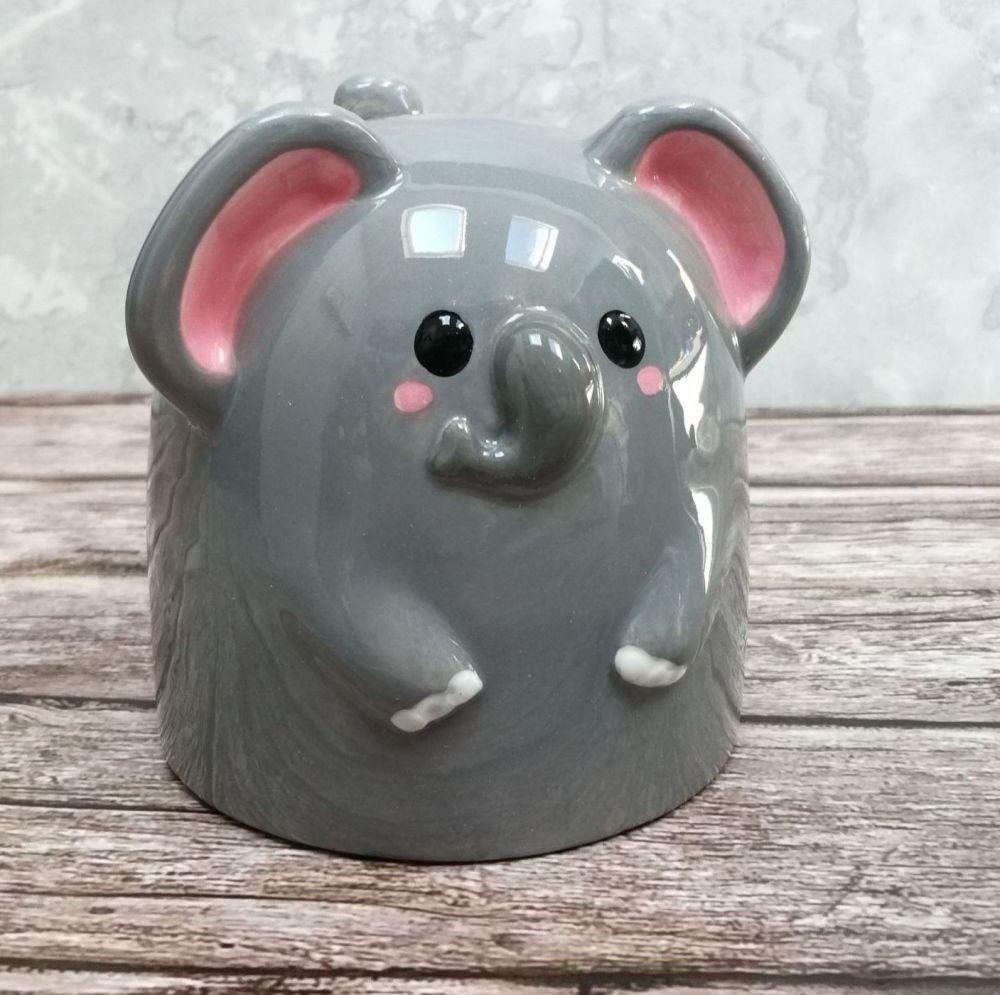 Mug - Upside Down Elephant