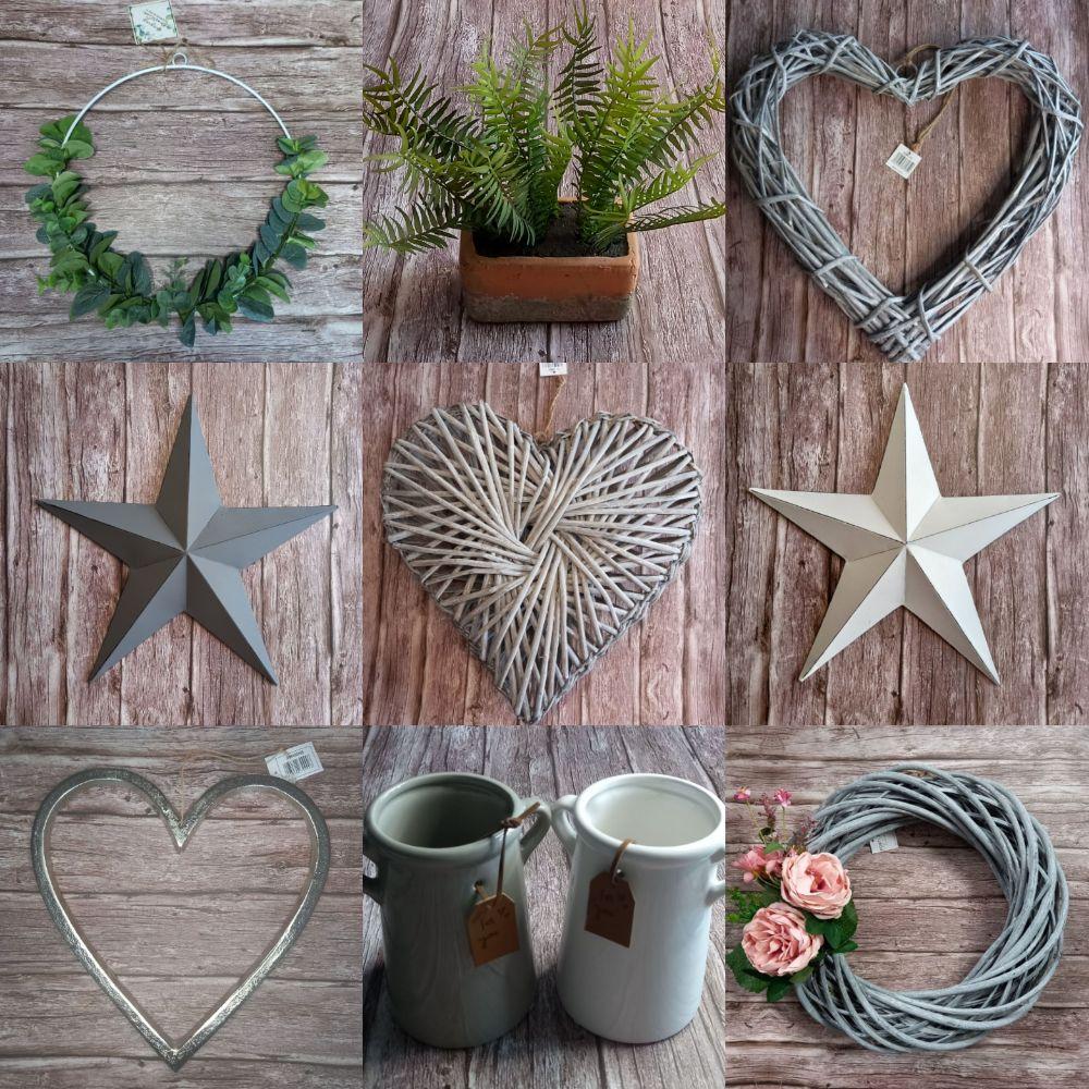 Artificial Flowers, Plants & Outdoor Accessories