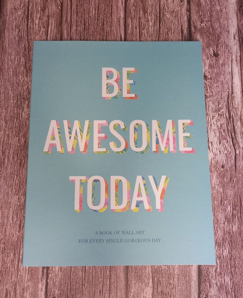 Gift Book - Be Awesome