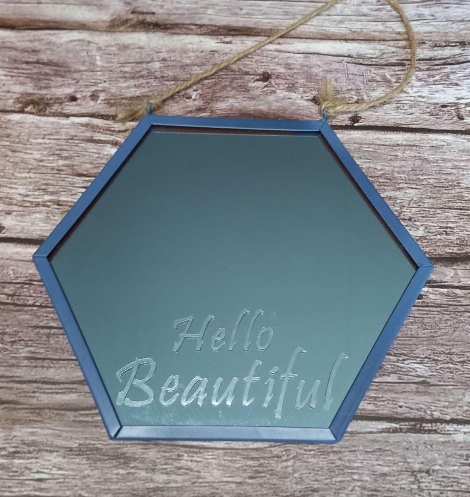 Mirror - Blue