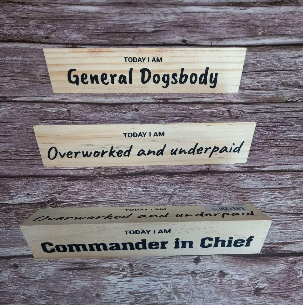 Toblerone - Dogsbody